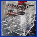 Vanity Luxury 6 Drawer Acrylic Makeup Organizer