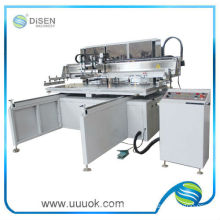 High precision large size screen printing machine