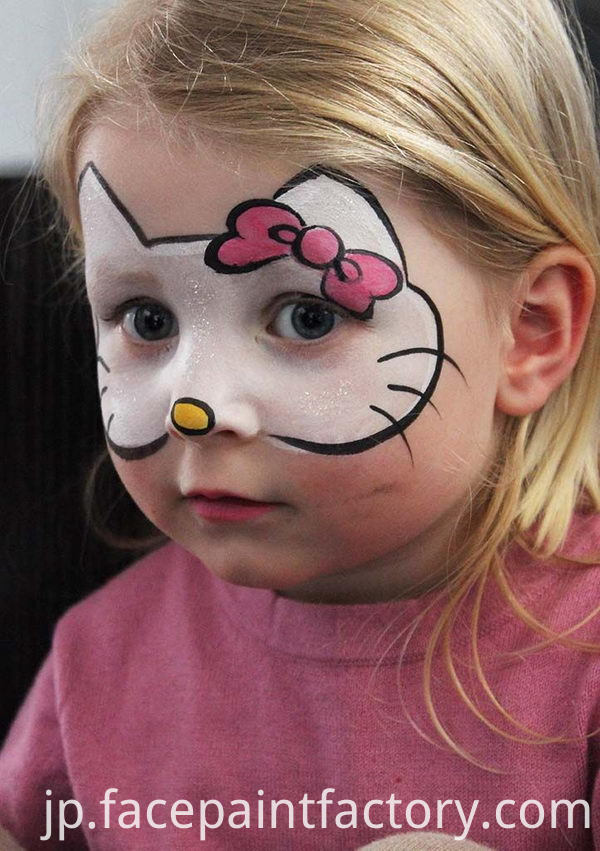 Face Paint Cat