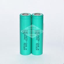 Темно зеленый аккумулятор 18650 Samsung 20R