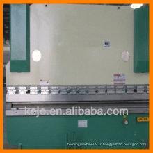 Cintrage CNC / CNC Hydraulic Press Frein Machine de formage de roulis