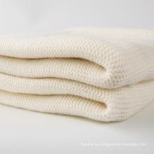Arte de la manta de lana Merino Super. BM-K151022
