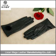 Chine Vente en gros Gants de haute qualité Lumberman Gants de sécurité en cuir