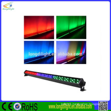 Factory price 252*10mm RGB wall washer four-section led megar bar wall washer