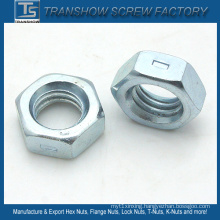 Prevailing Torque Thread Deformation Hex Nut