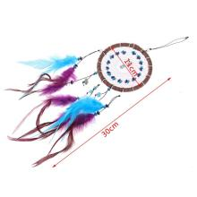 DreamCatcher Plumes faites à la main Dreamcatcher