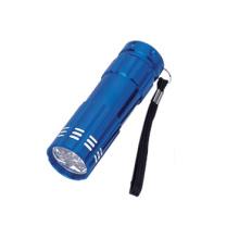 Linterna de la antorcha de la promoción de ventas de 9 LEDs