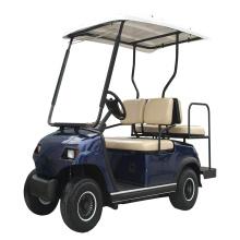 Golf cart front windshield panel plastic flat panel