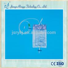 Disposable Medical Anti-reflux Drainage Urine Bag
