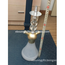 Wholesale high quality electric glass hookah water pipe glass smoking