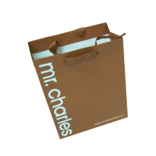 New Style Paper Shopping Gift Bag