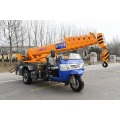 DONGFENG 4x2 6.3 tons straight arm truck mounted crane 190hp hot sale