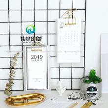 New Creative Custom Printing Desk Calendar / Stationary