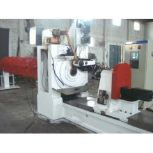 Hwj-6X600 Wedge Wire Screen Pipe Welding Machine