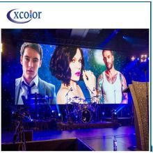 Goods high definition for Indoor Fixed Led Display Ultra Light Rental P4.81 Indoor LED Screen export to Italy Manufacturer
