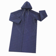 100%PVC waterproof raincoat