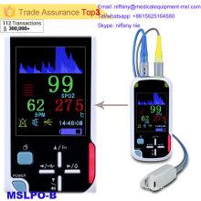 2016 nuevo oxímetro de pulso de neonate barato más caliente de CMEF MSLPO-B