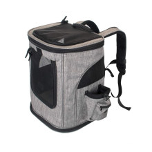 Breathable Durable Airline Pet poop Cat Carrier Backpack bags waste laundry bag