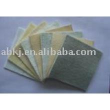 Fieltro de filtro de polvo normal, medio y alto