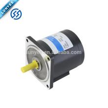 40w 1ph 3ph low rpm ac motor de engranaje eléctrico