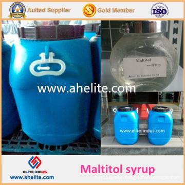 Cheap Price No-Calorie Sweetener Maltitol Syrup Liquid