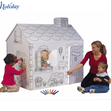 Factory Manufacturer Wholesale Children Playhouse