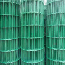 Lower price PVC coated welded mesh fencing