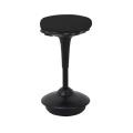 taburete ajustable de la silla de la oficina del oscilación ajustable de la ergonomía profesional y atractiva