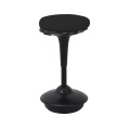 professional and attractive ergonomics height adjustable wobble office chair stool