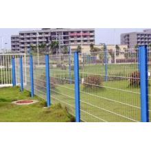 Peach Shaped Post Fence in Best Price