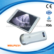 MSLPU31A New & Innovative Wireless Probe Type cheap ultrasound machine