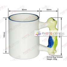 Caneca animal canecas caneca do sublimation