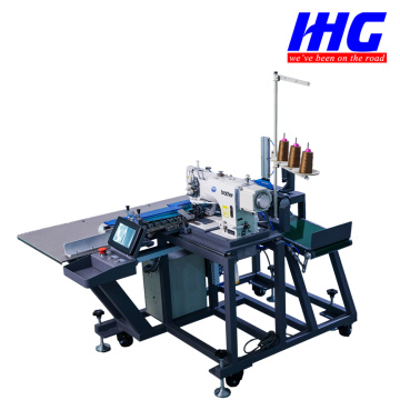 IH-8720C-005 Automatic Pocket Hemming Machine Lockstitch