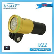 2015 Lampe de caméra sous-marine nouvellement conçue de HI-MAX