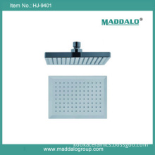 Bathroom ABS/Brass Chrome Rectangular Overhead Shower Head (HJ-9401)