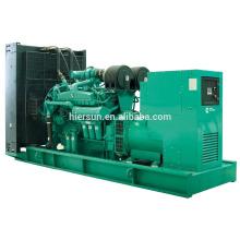 380V AC trifásico 625kva 500kw con Cummins generación de energía C690D5