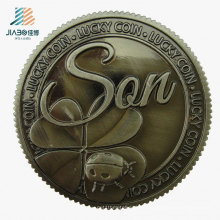 China Factory Promotion Iron Antique Acient Souvenir Coin for Europe