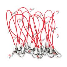 Изготовитель уздечки веревочки фабрики веревочки фабрики для подарков Keychain (HMR51111)