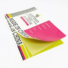 Design Custom Self Adhesive Label Printing Logo Stickers