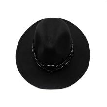 Disquete mulheres inverno chapéu lã feltro chapéu cap