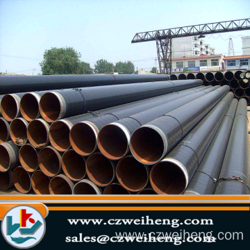 Api 5l, Apl 5ct 3pe Coating Carbon Lsaw Steel Pipe.