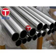 Tubos de aço sem costura Anti Rust para aplicações de precisão GB / T 3639