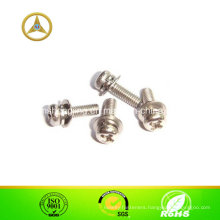 Stainless Steel Machinery Screw M3~M40