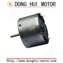 Motor de baixa velocidade e motor de alto torque com motor eletrônico de 3 volts