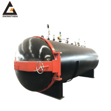 Golden Rubber Curing Autoclave Manufacture in China