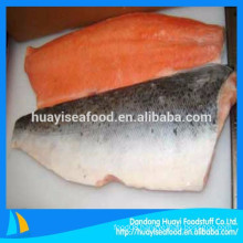 best price and service super quality frozen chum salmon fillet