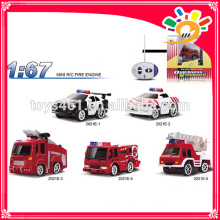 Famous Brand Great Wall HOT RC police et pompiers voitures rc voiture de police