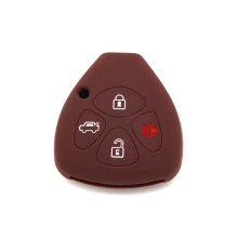 silicon high quality car key cover for Toyota