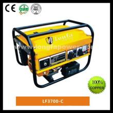 Buckcasa Lonfa 2kVA Gerador Elétrico de Gasolina 5.5HP