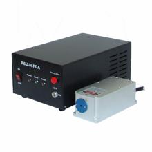 Fonte de laser para microscopia confocal de varredura a laser